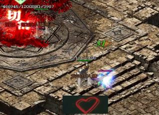 1.76版传奇双勇士已经成为最强的组合