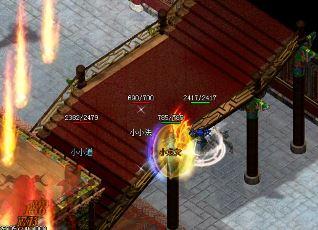 在1.80传奇中,PK玩家最重要的不是战